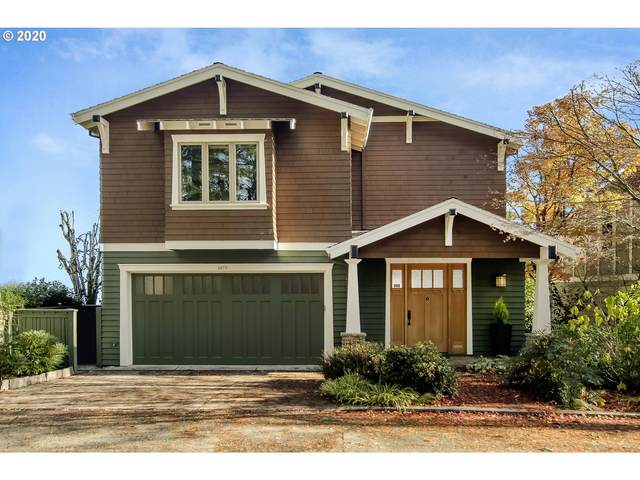 2875 SW Champlain Dr, Portland, OR 97205 (MLS #20522776) :: Gustavo Group