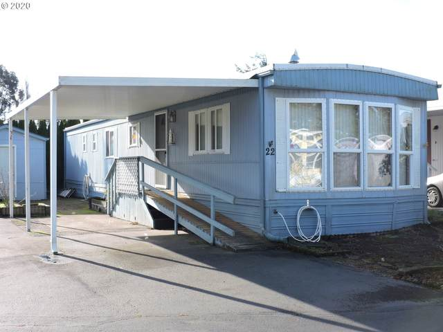 3760 Hwy 101 #22, Florence, OR 97439 (MLS #20523588) :: The Galand Haas Real Estate Team
