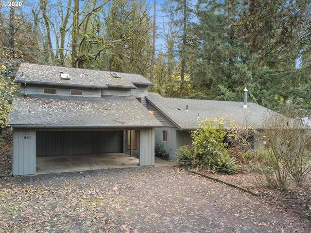 1840 SW Palatine St, Portland, OR 97219 (MLS #20524859) :: Beach Loop Realty