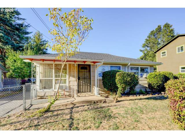 23 N Baldwin St, Portland, OR 97217 (MLS #20524938) :: Gustavo Group