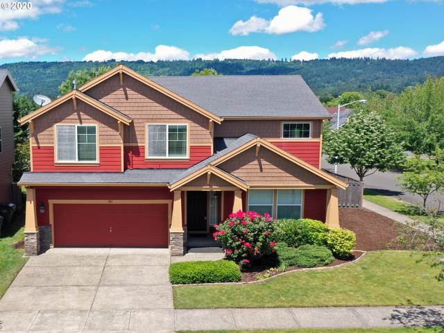 301 Roger Smith Dr, Newberg, OR 97132 (MLS #20525724) :: Holdhusen Real Estate Group