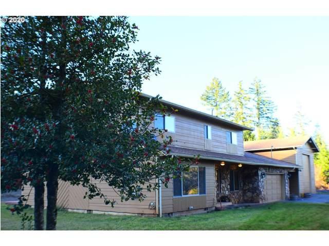 24490 W Brush Creek Rd, Sweet Home, OR 97386 (MLS #20525768) :: Soul Property Group