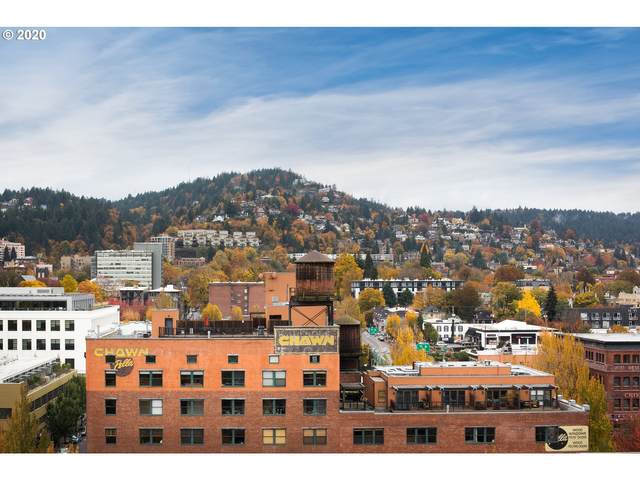 416 NW 13TH Ave #413, Portland, OR 97209 (MLS #20525770) :: Holdhusen Real Estate Group