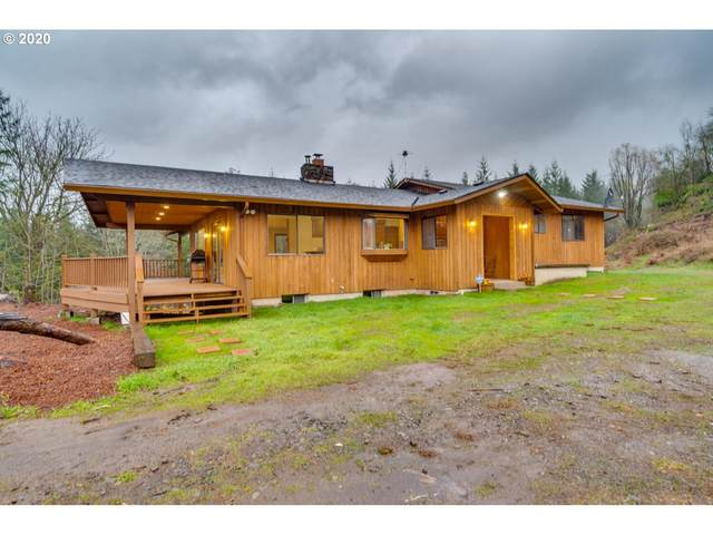 41018 NE 149TH Ave, Amboy, WA 98601 (MLS #20525775) :: Beach Loop Realty