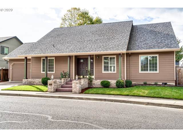 6876 Simeon Dr, Springfield, OR 97478 (MLS #20526068) :: Townsend Jarvis Group Real Estate