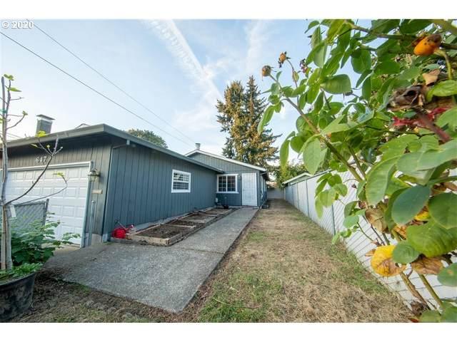 647 NE Buffalo St, Portland, OR 97211 (MLS #20526082) :: Change Realty