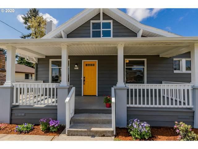4411 SE 51ST Ave, Portland, OR 97206 (MLS #20526505) :: Homehelper Consultants