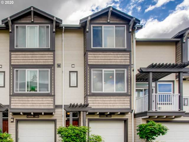 13980 SW Scholls Ferry Rd #104, Beaverton, OR 97007 (MLS #20526737) :: Holdhusen Real Estate Group