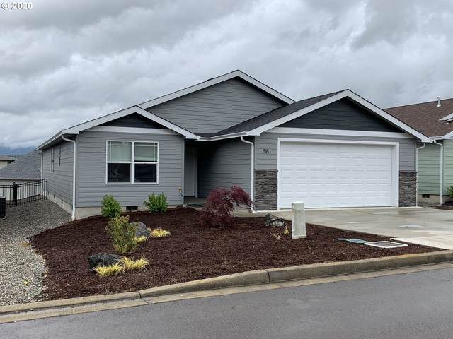561 Wildcat Canyon Rd, Sutherlin, OR 97479 (MLS #20526893) :: Piece of PDX Team
