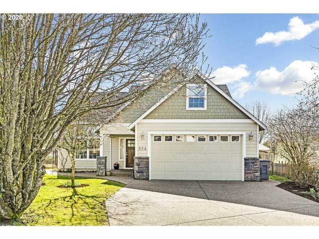 354 NE Faulconer Ct, Sheridan, OR 97378 (MLS #20526935) :: Premiere Property Group LLC