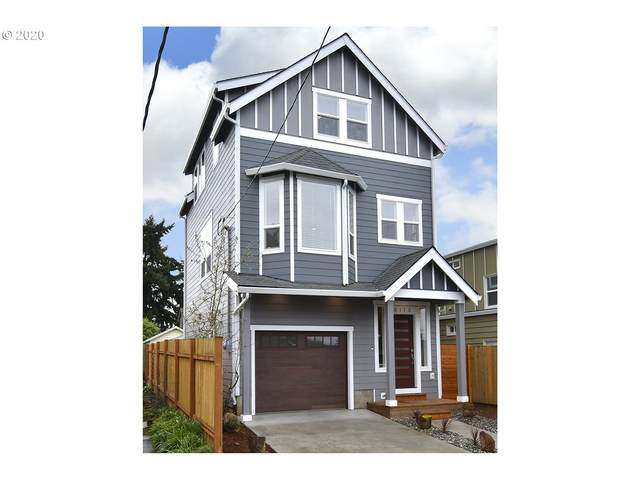 8114 NE Failing St, Portland, OR 97213 (MLS #20527342) :: McKillion Real Estate Group