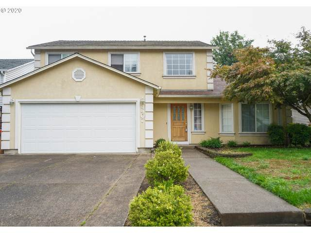 4407 NE 152ND Ave, Vancouver, WA 98682 (MLS #20527378) :: Song Real Estate