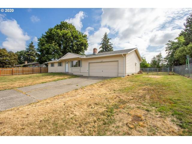 8403 NE 123RD Ave, Vancouver, WA 98682 (MLS #20527473) :: Fox Real Estate Group