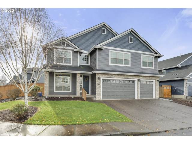 702 June Dr, Molalla, OR 97038 (MLS #20527482) :: The Liu Group