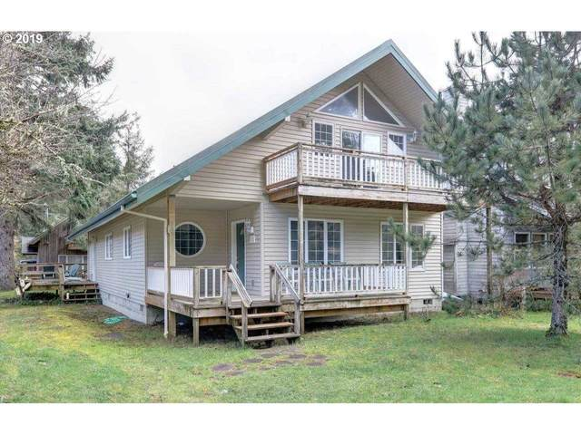515 N Larch St, Cannon Beach, OR 97110 (MLS #20527557) :: Premiere Property Group LLC
