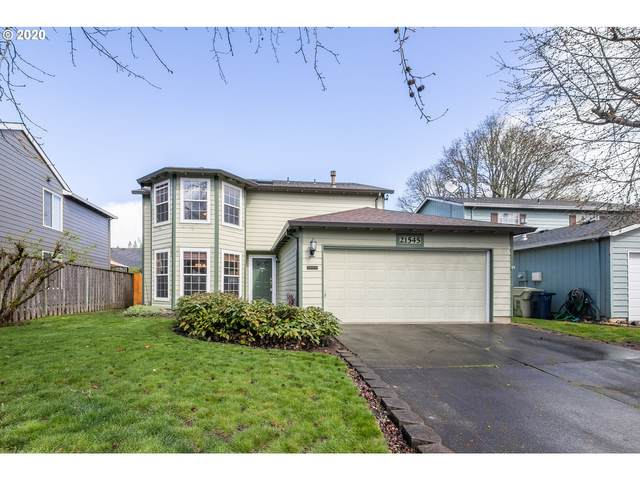 21545 SW Gary Ln, Beaverton, OR 97003 (MLS #20527636) :: Next Home Realty Connection