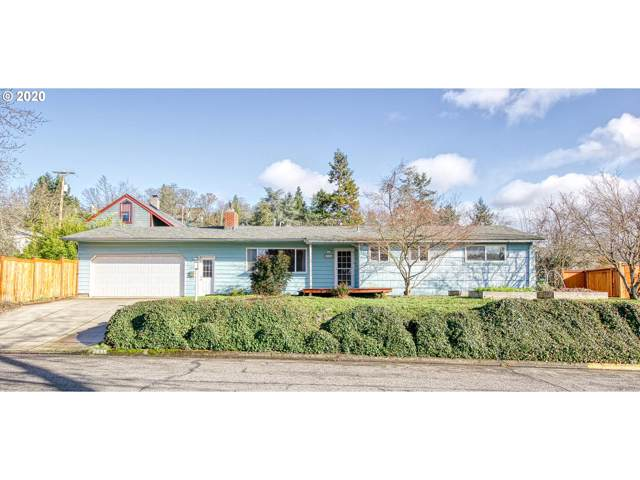 2695 Madison St, Eugene, OR 97405 (MLS #20527719) :: Matin Real Estate Group