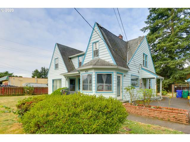 421 SE 141ST Ave, Portland, OR 97233 (MLS #20527952) :: Change Realty