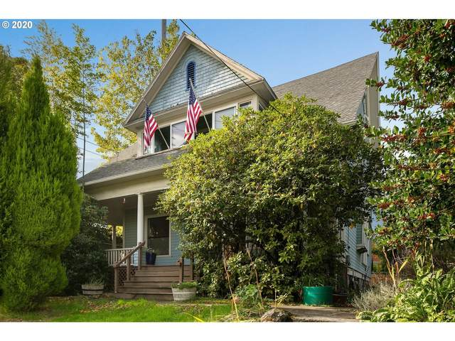 2015 NW 21ST Ave, Portland, OR 97209 (MLS #20528181) :: Coho Realty