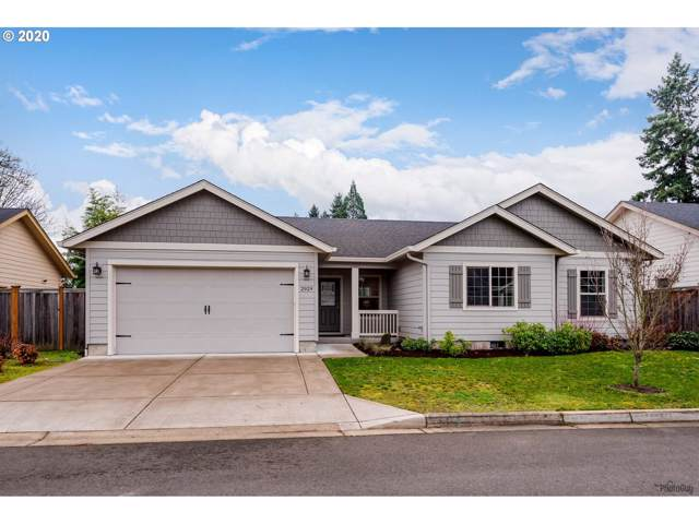 2929 Ava St, Eugene, OR 97404 (MLS #20528323) :: Fox Real Estate Group