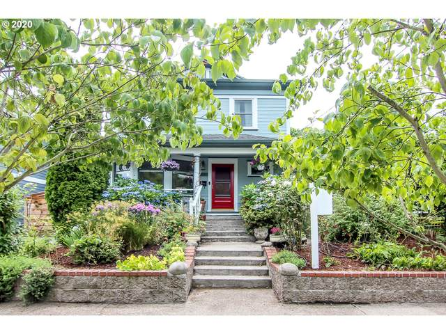 3620 SE Francis St, Portland, OR 97202 (MLS #20528540) :: Next Home Realty Connection