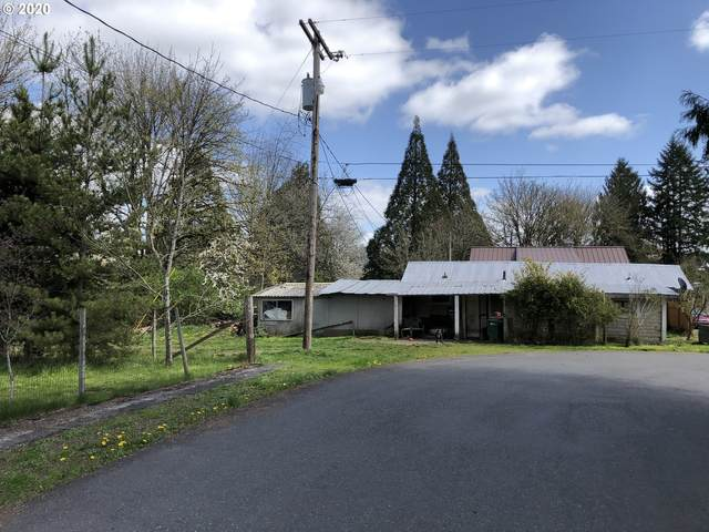 888 Jefferson Ave, Vernonia, OR 97064 (MLS #20528570) :: Next Home Realty Connection