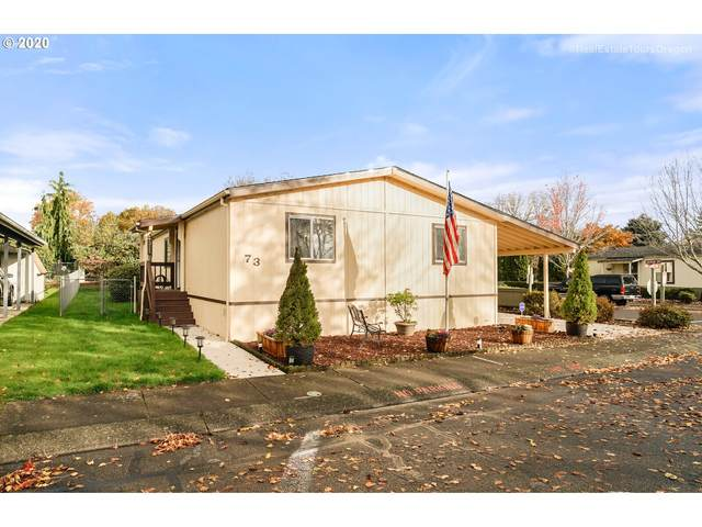 3300 Main St #73, Forest Grove, OR 97116 (MLS #20528994) :: Holdhusen Real Estate Group