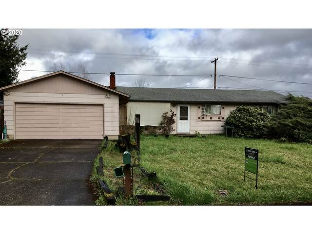 1027 Long Ridge Dr, Springfield, OR 97478 (MLS #20529557) :: Stellar Realty Northwest