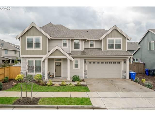 12209 Mimosa Way, Oregon City, OR 97045 (MLS #20529572) :: Lucido Global Portland Vancouver
