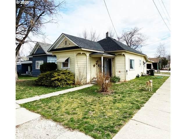 2120 East St, Baker City, OR 97814 (MLS #20529768) :: Change Realty
