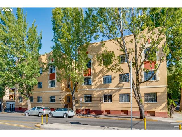 2829 SE Belmont St #101, Portland, OR 97214 (MLS #20530055) :: The Galand Haas Real Estate Team