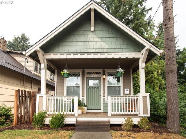 6929 N Armour St, Portland, OR 97203 (MLS #20530358) :: Cano Real Estate