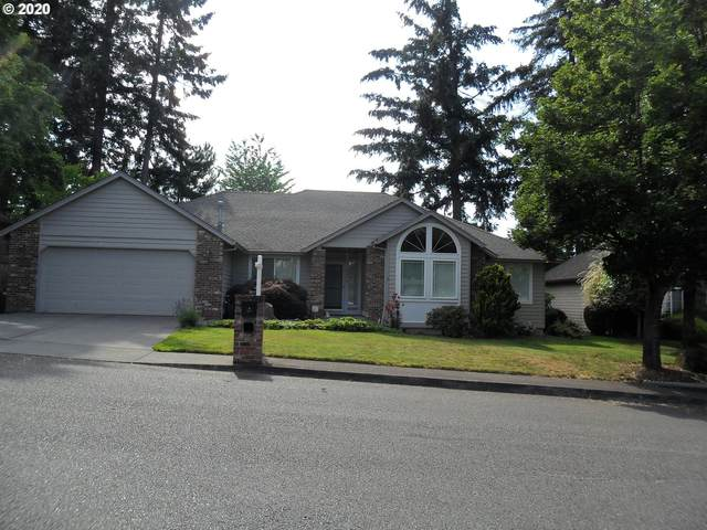 2819 NE 155TH Ave, Portland, OR 97230 (MLS #20530723) :: Fox Real Estate Group
