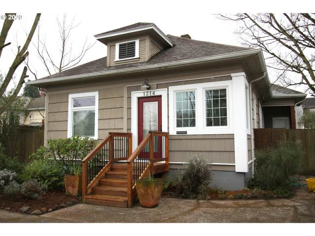 1314 NE Emerson St, Portland, OR 97211 (MLS #20530745) :: Next Home Realty Connection