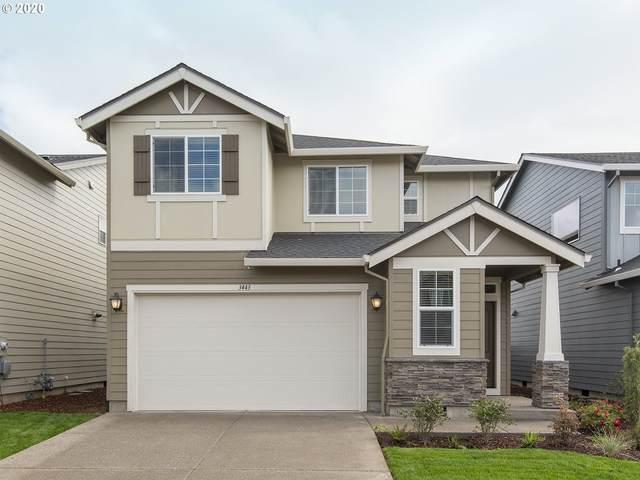 6426 N 87TH Cir Hs 17, Camas, WA 98607 (MLS #20531077) :: Fox Real Estate Group