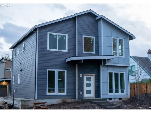 3910 SW Baird St, Portland, OR 97219 (MLS #20531129) :: Gustavo Group