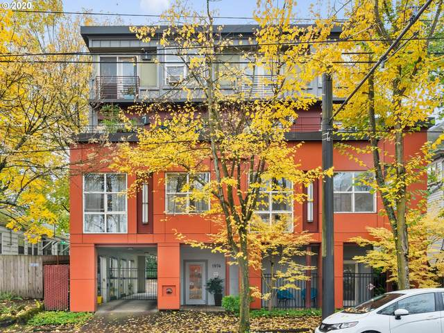 1974 NW Lovejoy St #1, Portland, OR 97209 (MLS #20531595) :: Lux Properties