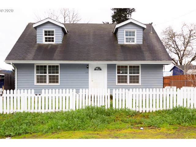876 NE Christian St, Myrtle Creek, OR 97457 (MLS #20531860) :: The Liu Group