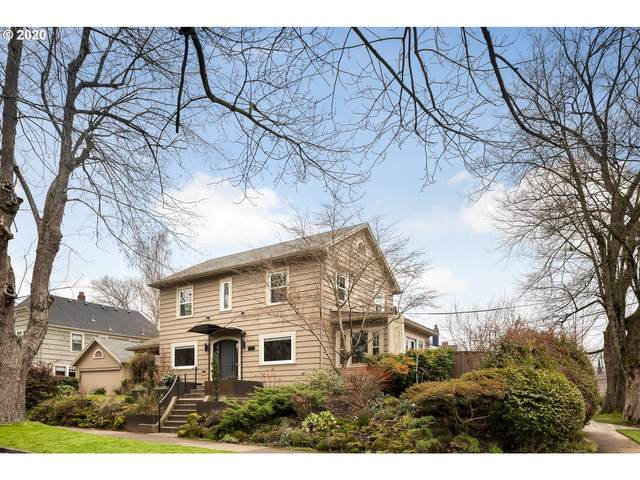 1008 NE 33RD Ave, Portland, OR 97232 (MLS #20531866) :: Next Home Realty Connection