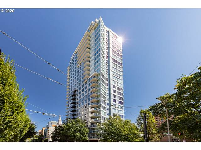 1500 SW 11TH Ave #206, Portland, OR 97201 (MLS #20531875) :: The Galand Haas Real Estate Team