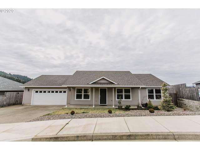 977 Forest Heights St, Sutherlin, OR 97479 (MLS #20531931) :: Team Zebrowski