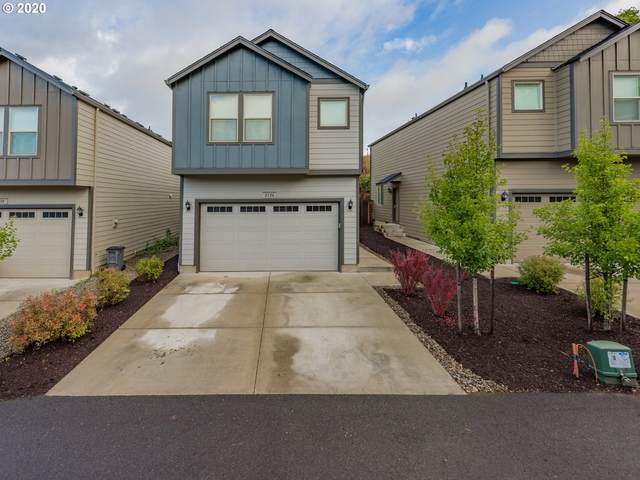 4320 NE 34TH Cir, Vancouver, WA 98661 (MLS #20532243) :: Next Home Realty Connection