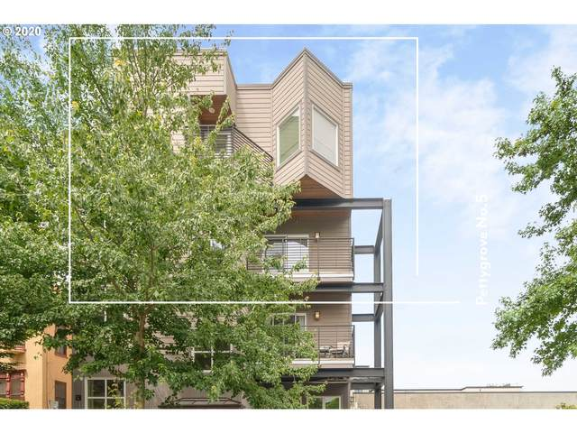 2241 NW Pettygrove St #5, Portland, OR 97210 (MLS #20533268) :: Holdhusen Real Estate Group