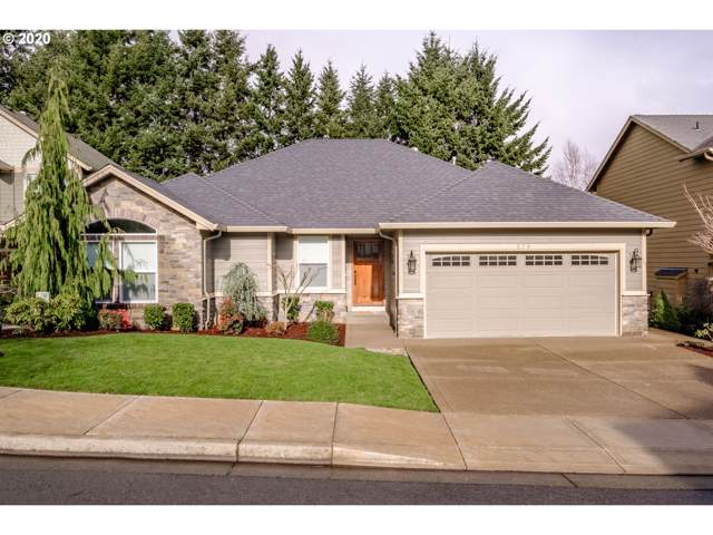 579 Valderama Ave, Salem, OR 97306 (MLS #20533314) :: The Liu Group