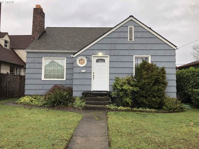 3530 SE 65TH Ave, Portland, OR 97206 (MLS #20533350) :: Fox Real Estate Group