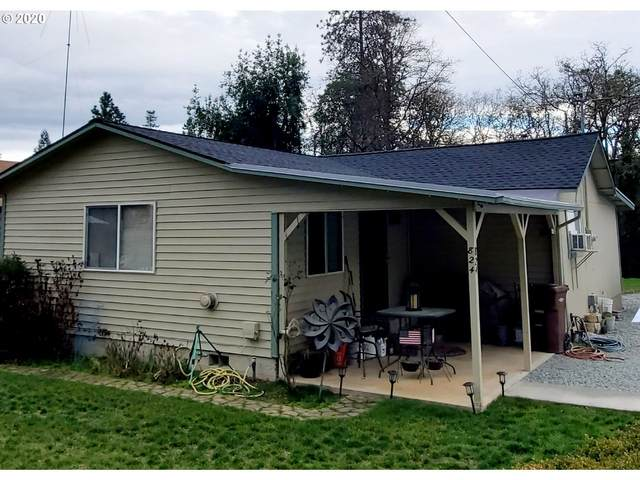 824 NE Lillian St, Myrtle Creek, OR 97457 (MLS #20533557) :: Fox Real Estate Group