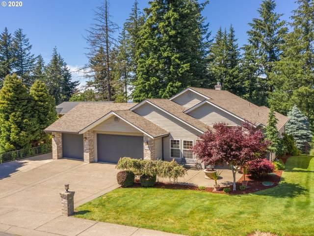 2313 NW 32ND Cir, Camas, WA 98607 (MLS #20533716) :: Fox Real Estate Group