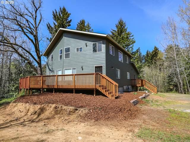 327 NW Kanaka Creek Rd, Stevenson, WA 98648 (MLS #20535019) :: Townsend Jarvis Group Real Estate