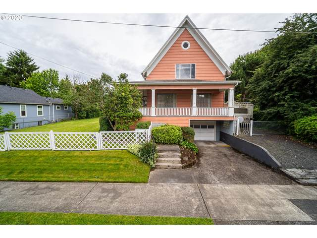 308 S Dakota St, Portland, OR 97239 (MLS #20535397) :: Holdhusen Real Estate Group