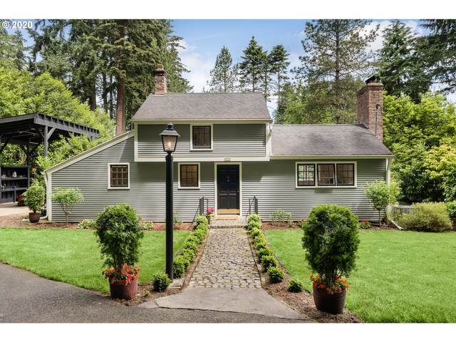 7415 SW Hunt Club Ln, Portland, OR 97223 (MLS #20536222) :: Stellar Realty Northwest